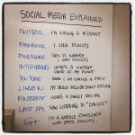 Know a Donut and Know Everything about Social Media