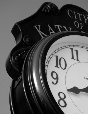 katy clock