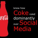 Know How Coke Ruled Dominantly Over Social Media
