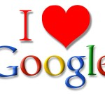 Okay I admit it I'm in love with Google