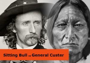Bull vs Custer