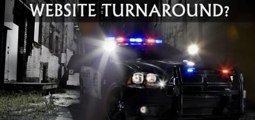 Website Turnaround front
