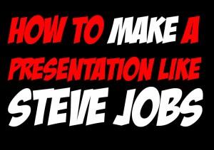 front presentation