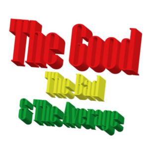 TheGoodTheBad