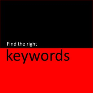 FindTheRightKeywords