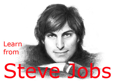 The Steve Jobs Way 400