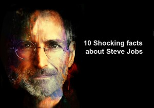 10 facts about Steve Jobs front