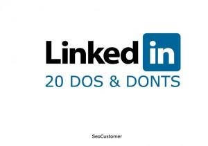 LinkedIn front